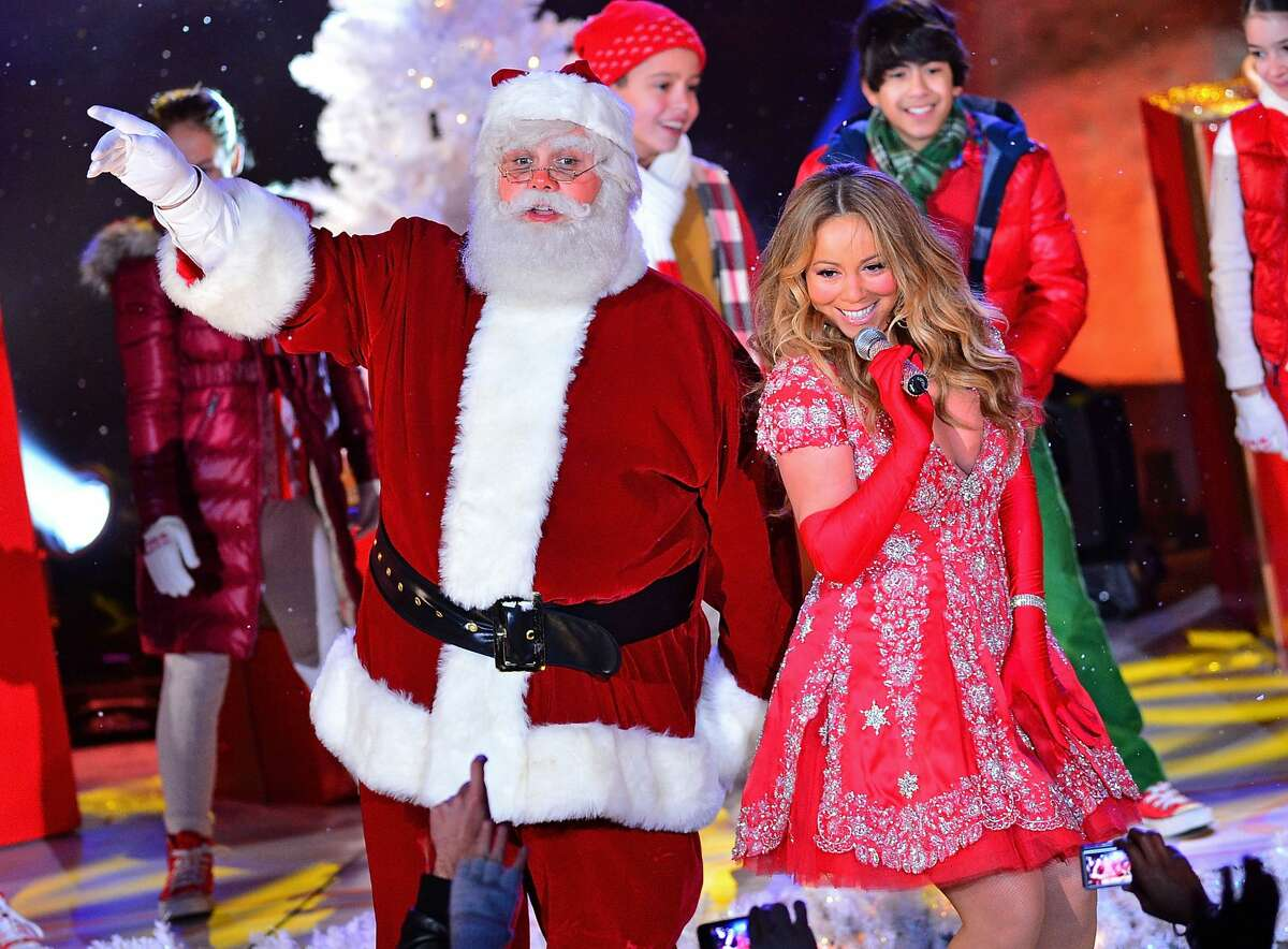 """Mariah Carey is known for her rendition of """"All I Want For Christmas Is You,"""" and she's giving us something else to look forward to this holiday season."""