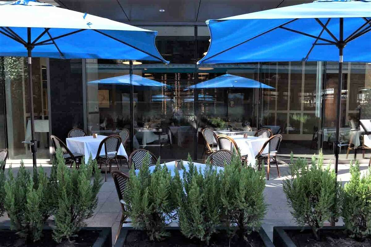 The upscale restaurant has reopened to 9655 Katy Freeway.