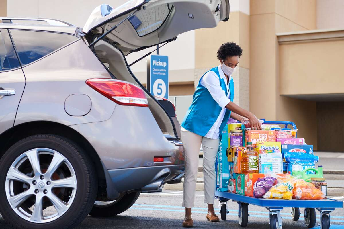 Enjoy the unbeatable convenience of curbside Pickup at Sam's Club.