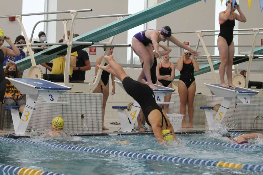 The extension in of the MDHHS's pause in activities will push back swimming state finals, as well as the conclusion of other fall sports and the start of the winter sports season. Photo: Dylan Savela