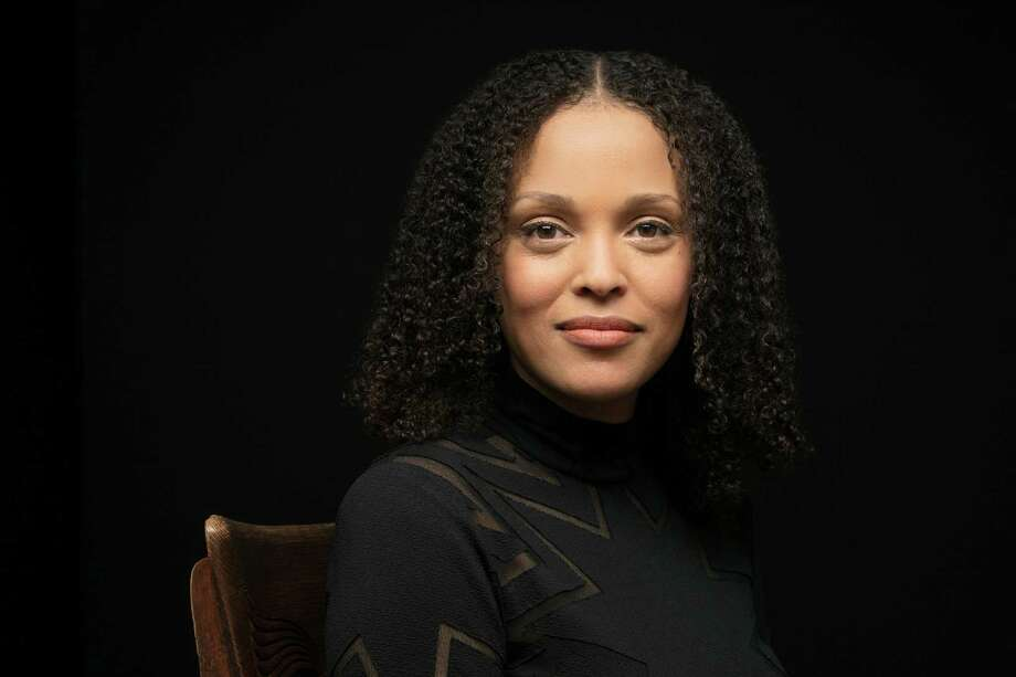 This year's Signatures Author Series hosted by The John Cooper School featured author Jesmyn Ward as the keynote speaker. Photo: Provided, Photographer / Beowulf Sheehan / Photograph © Beowulf Sheehan +1 917 450 2345 mail@beowulfsheehan.com