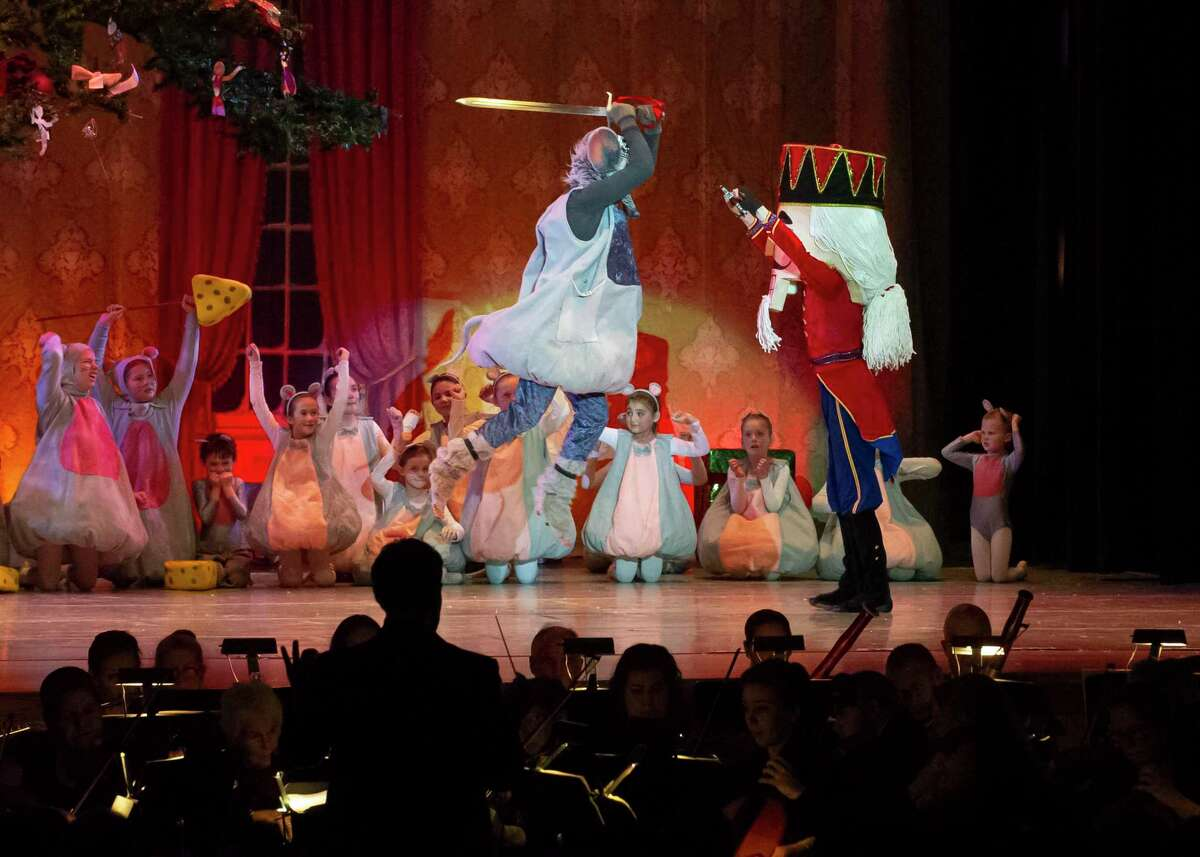 The Danbury Music Centre will present a virtual performance of their 2019 Nutcracker on Dec. 12.
