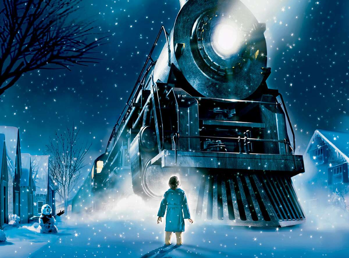 The Polar Express will be screened on Dec. 23 at 7 p.m. at The Ridgefield Playhouse.