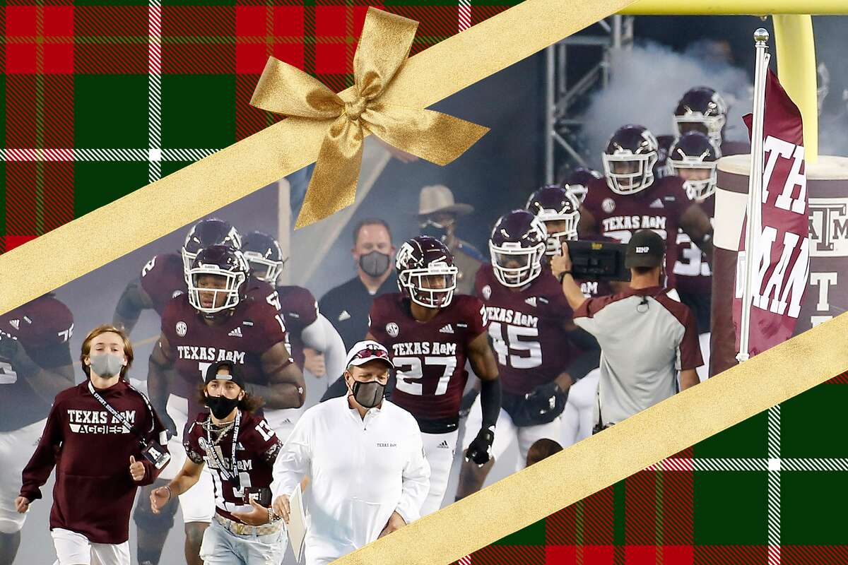 If you're looking for the best Texas college sports gifts, you'll want to start here.See more gift guides at chron.com/holiday2020.