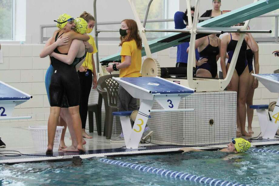 When the Manistee Chippewas will get the chance to compete at girls swimming and diving state finals is once again uncertain, after the MDHSS's ordered the extension of a pause on sports through Dec. 20. (File photo)