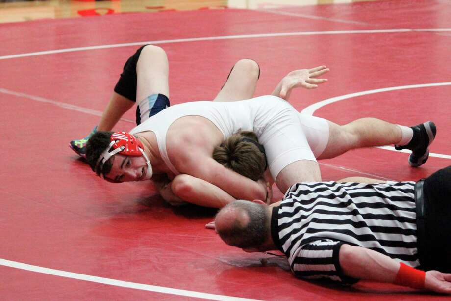 Benzie Central wrestling coach Josh Lovendusky said that kids need sports to return sooner rather than later. (File photo)