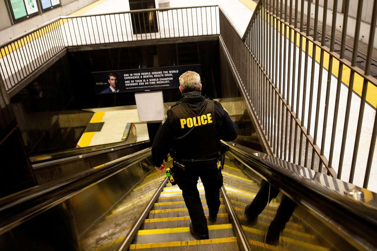 BART's Police Department is committing to six new measures for more equitable policing, including a new policy on drawing and deploying guns, after recommendations from an outside agency in a long-anticipated report published Jan. 8.