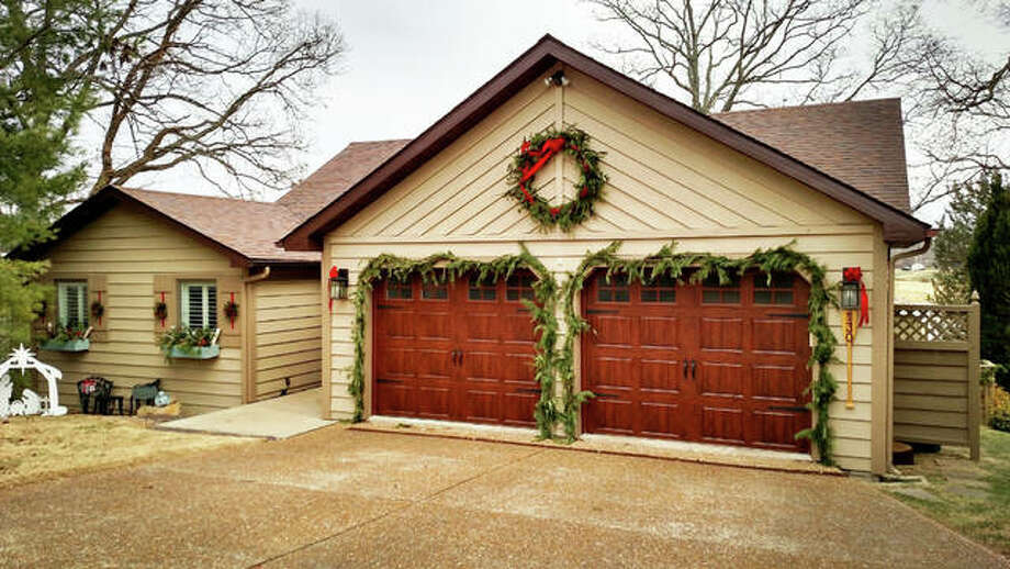 One of several homes in this year's Junior Service Club of Edwardsville and Glen Carbon Holiday House Tour. The virtual tour begins Sunday, Dec. 13, through Friday, Dec. 18, and can be viewed multiple times at the convenience of ticket holders' schedule during the event dates.