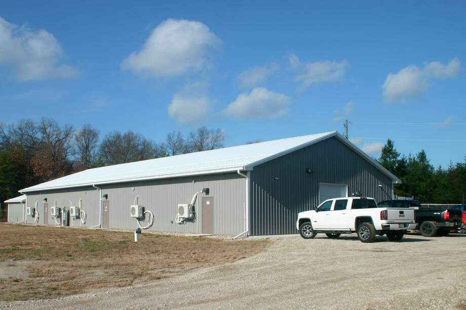 CCG Holdings, LLC., a marijuana grow facility in Webber Township, recently began operations. The company plans to expand it grow operations in the coming months and will hold a job fair at the Webber Township Hall on Jan. 6. (Star photo/Cathie Crew)