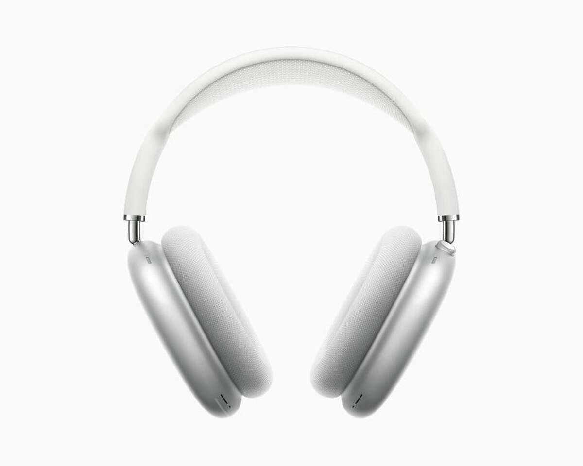 Apple's new AirPods Max headphones cost $549.