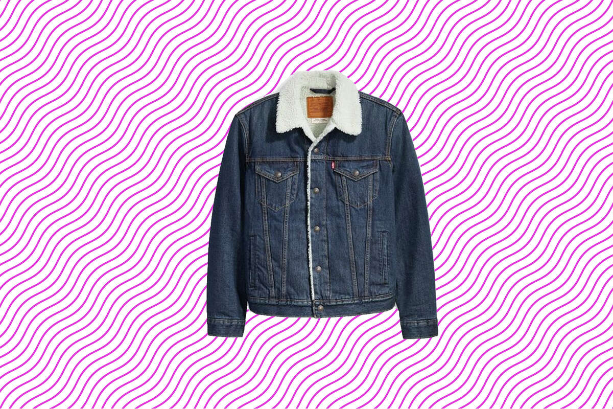 Type III Sherpa Trucker Jacket for $24.98 at Levi's