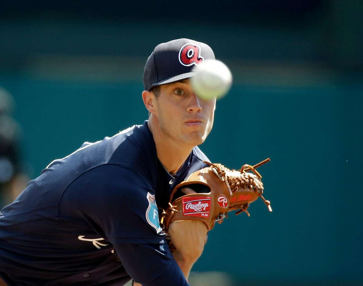 Matt Wisler began his career with the Braves in 2015. Last season, he pitched in 18 of the Twins' 60 games and had an ERA of 1.07 with a career-best strikeout rate of 12.4 per nine innings.