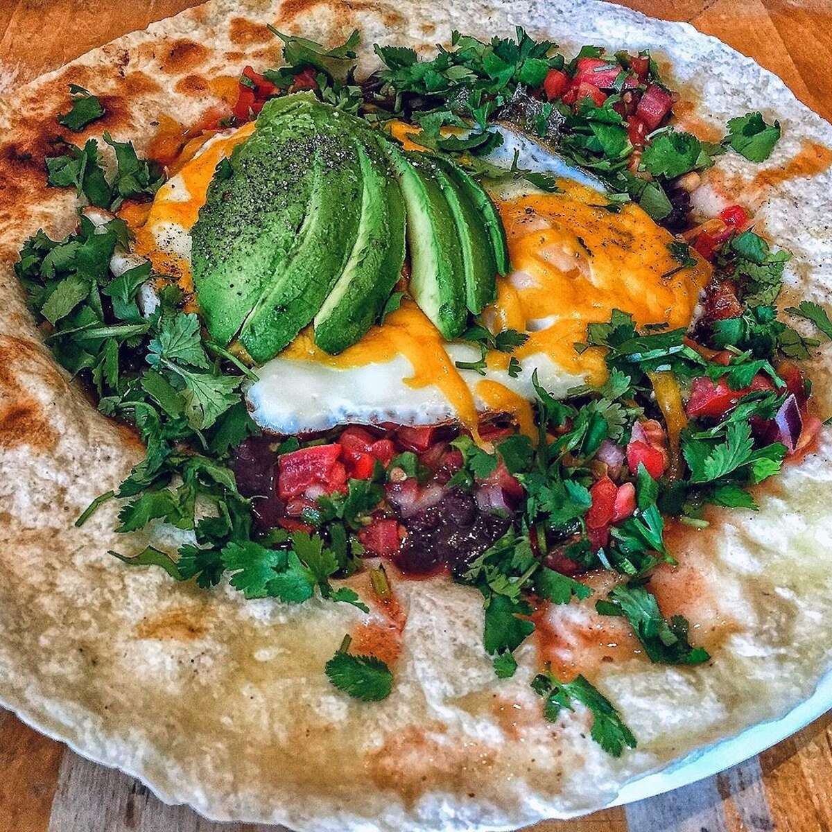 Huevos Rancheros from Rosie in New Canaan. Rosie Rosie has been serving breakfast, coffee and wine (for later in the day) six days a week since 2004. Huevos rancheros is a popular favorite here, but Rosies' egg burritos and made-to-order omelettes are worth trying too.
