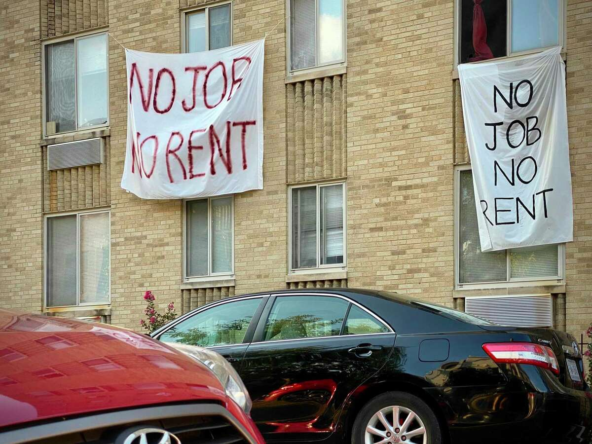 The CDC's moratorium on rent evictions ends in July.