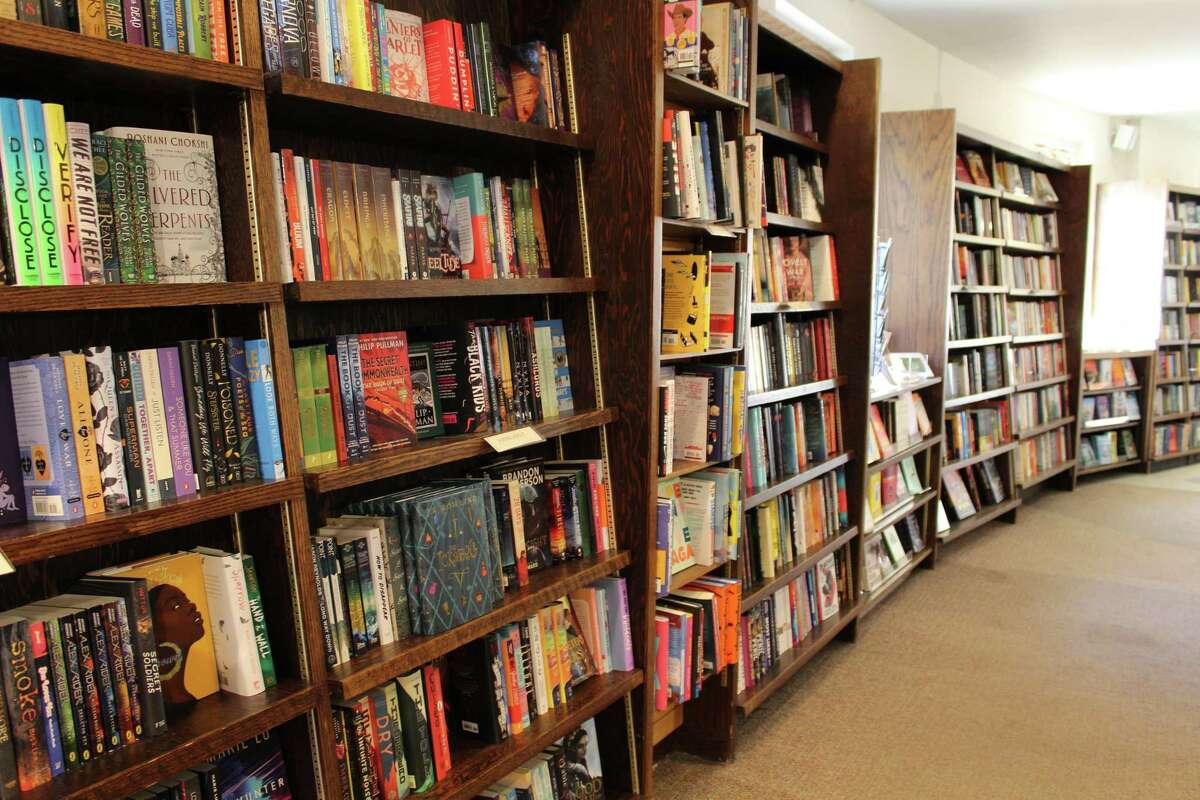 The Hickory Stick Book Shop is located in Washington.