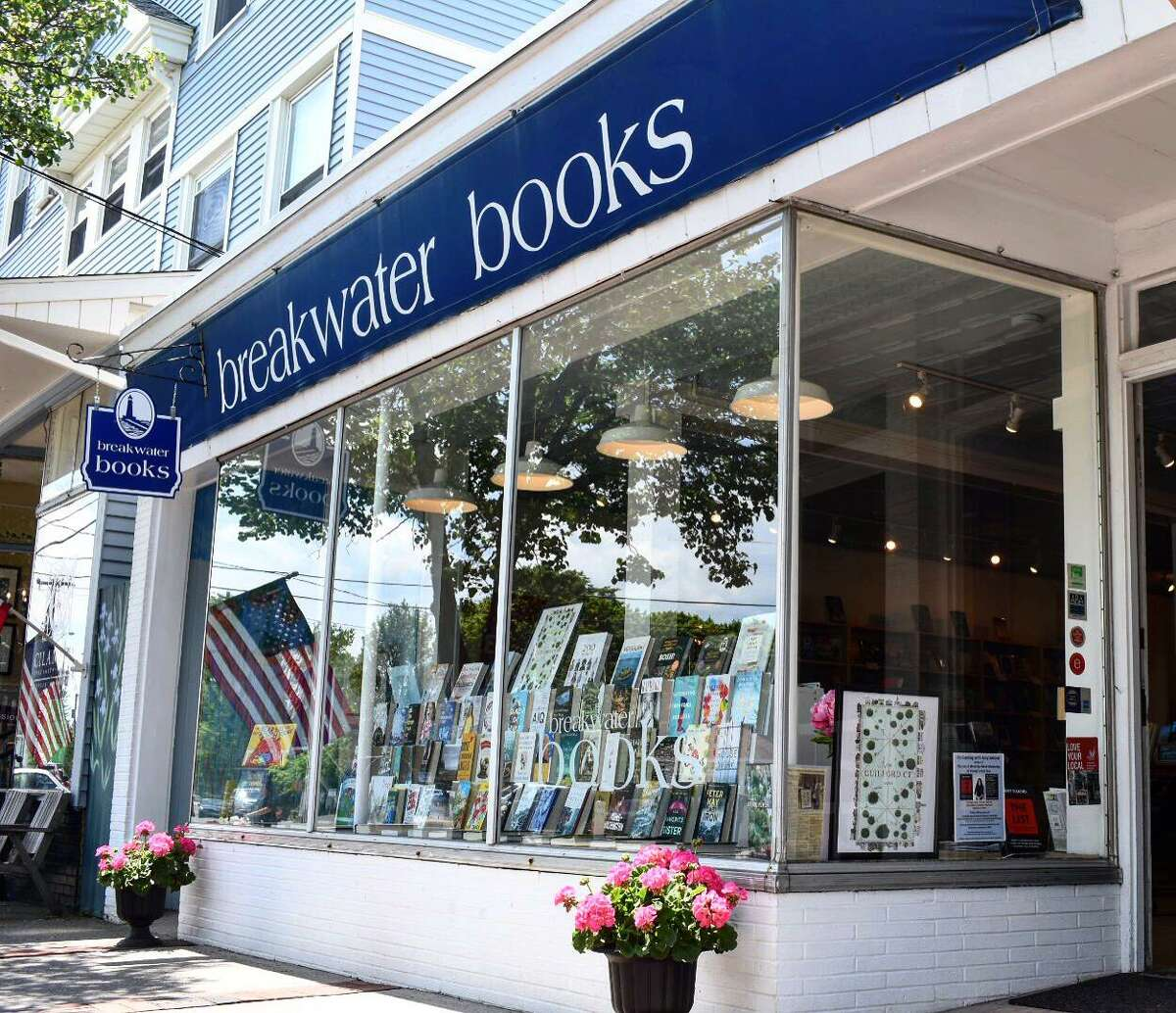 Breakwater Books is located in Guilford. One town over is another longtime bookstore, which has been around for nearly 50 years, Breakwater Books in Guilford, which Richard Parent and Paul Listro bought a year ago. The store already had a strong following but to compete with the growing online market, the new owners expanded its offerings, adding science fiction, graphic novels, romance and classics sections.