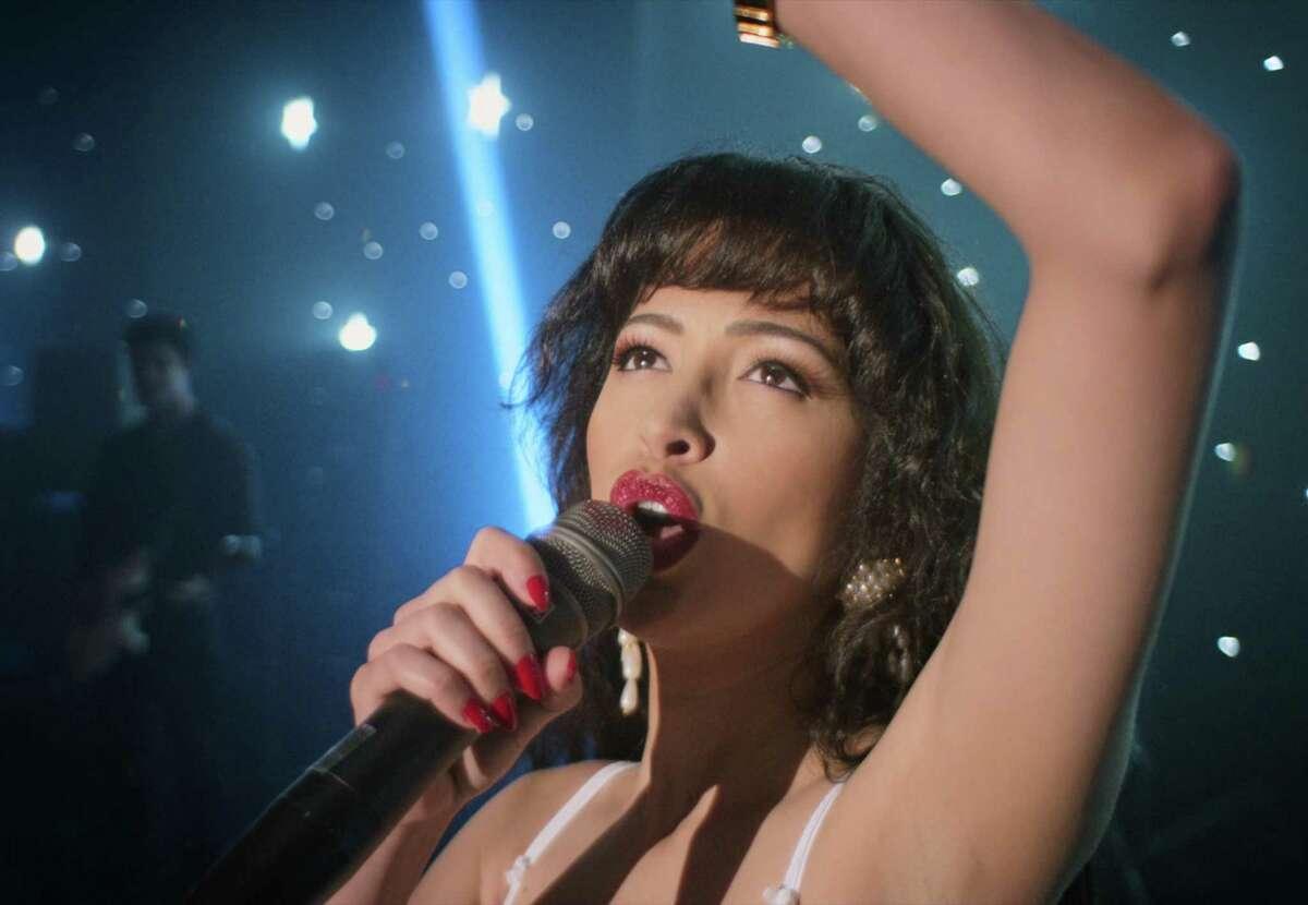 Christian Serratos stars as Selena in
