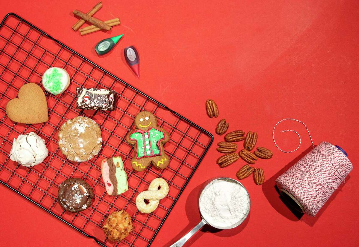 It's holiday cookie season.