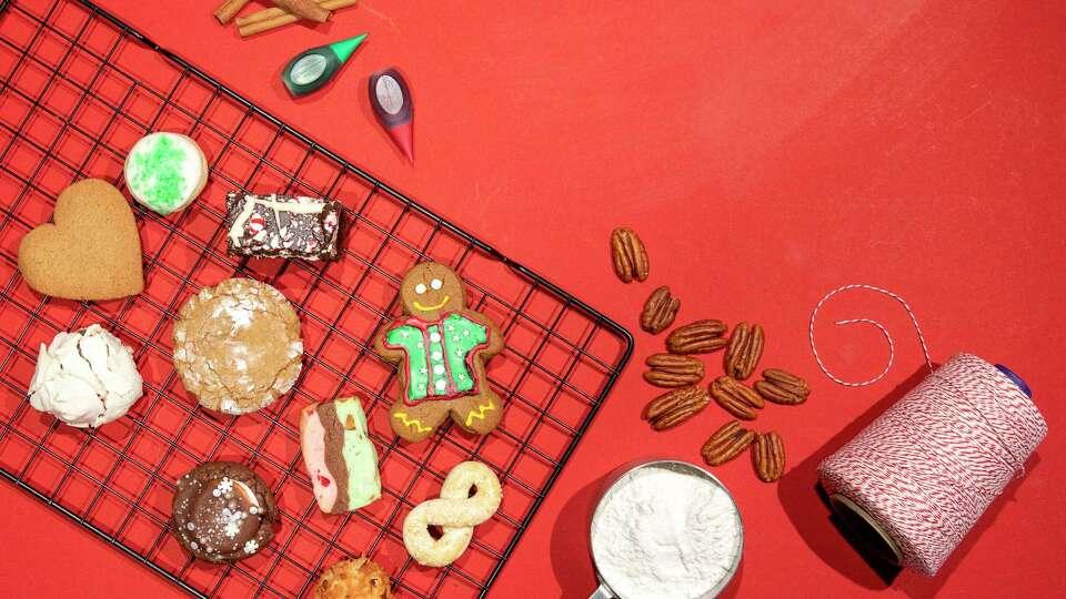 The Houston Chronicle's Great Holiday Bake