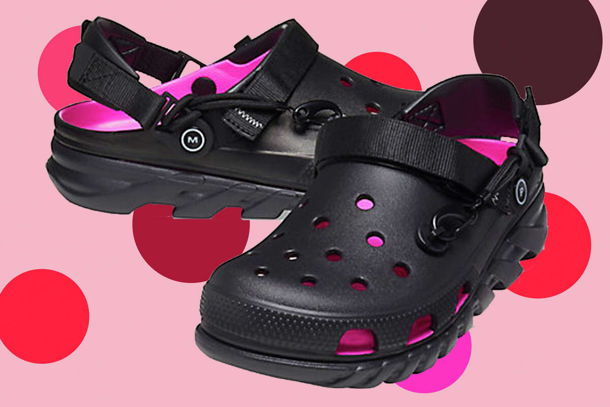 Post Malone Crocs at Crocs.com for $59.99