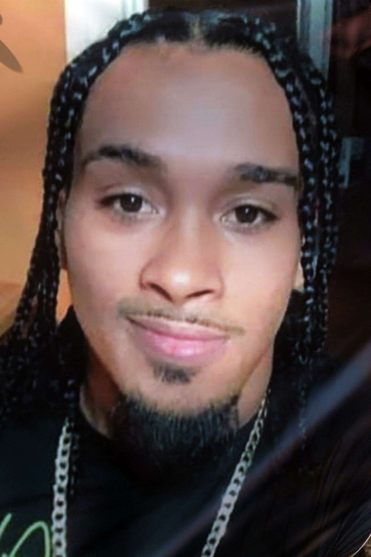 Raymond Sierra, 27, was shot and killed in front of his Bridgeport, Conn. home on Sept. 24, 2020.