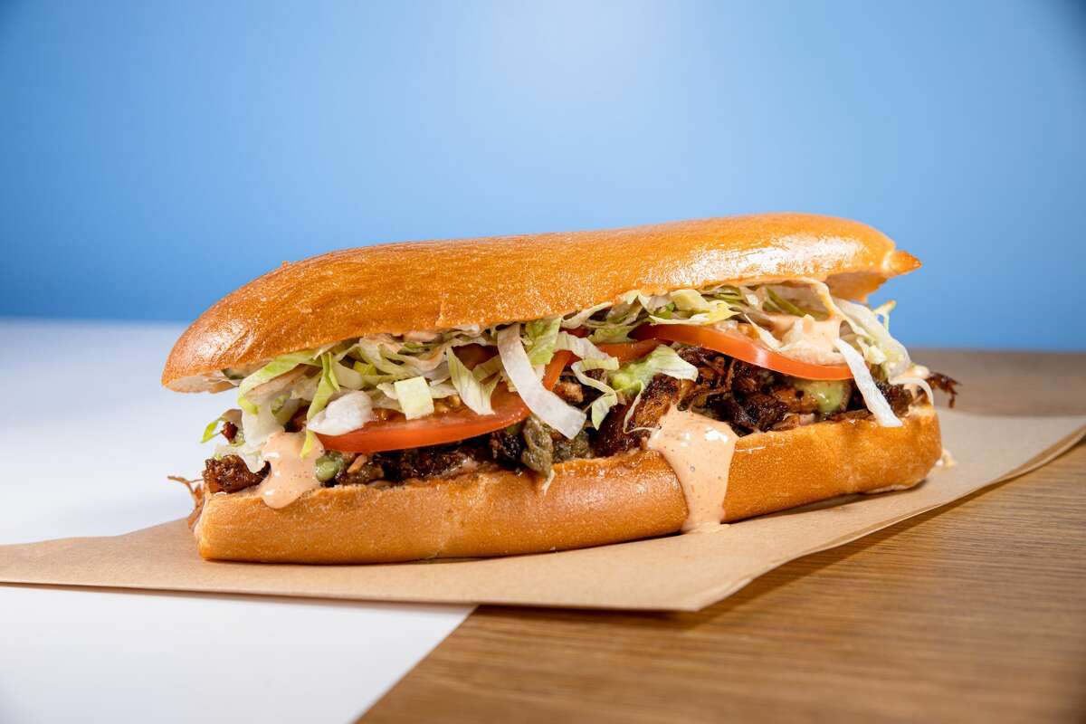 Tripleta, a Puerto Rican sandwich pop-up, will launch at 598 Guerrero St. in San Francisco on Thursday, Dec. 10.
