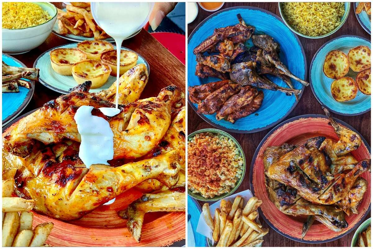 Port of Peri Peri is one of several restaurants participating in Halal Restaurant Week across the Bay Area, with two locations in Palo Alto and Fremont.
