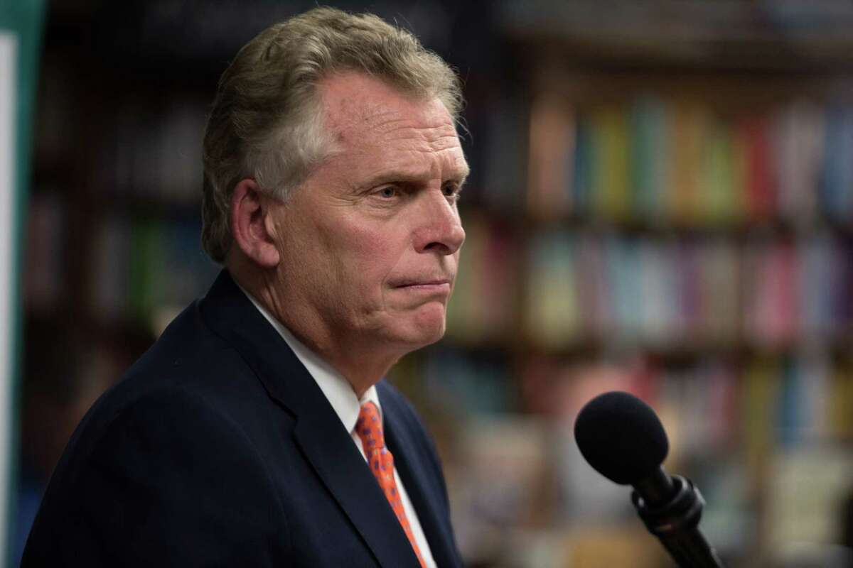Terry McAuliffe says he will seek a second term as Virginia governor.