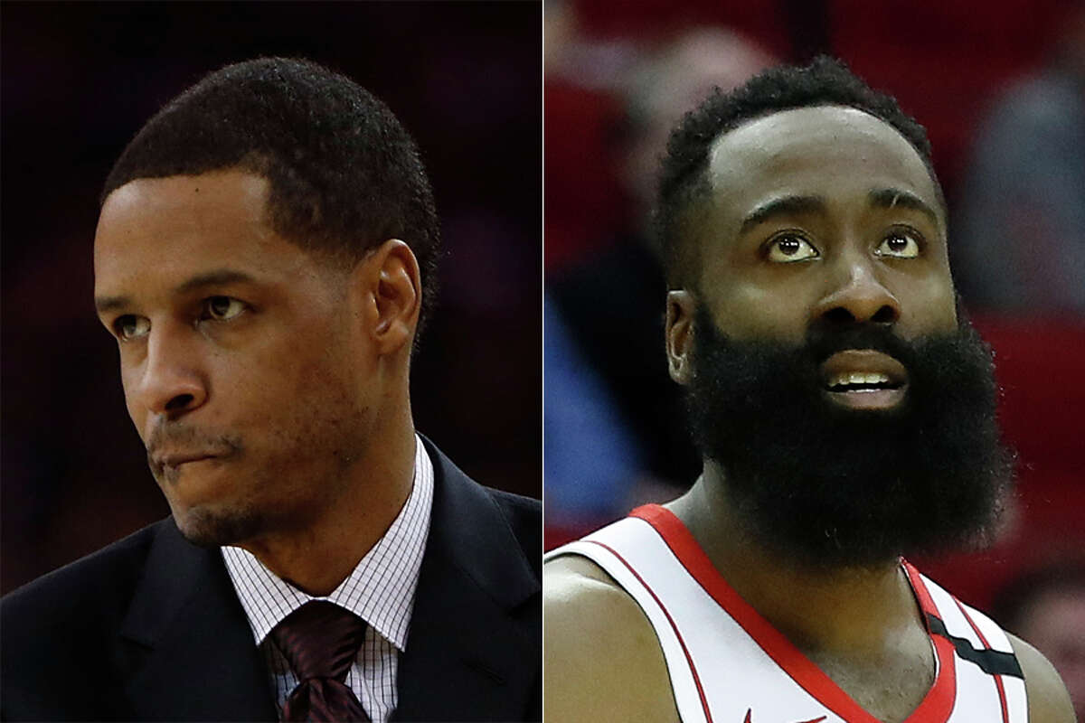 Stephen Silas is still waiting to work with James Harden on the floor as the Rockets guard missed the first two days of training camp workouts before reporting to Toyota Center for COVID-19 protocols Tuesday.