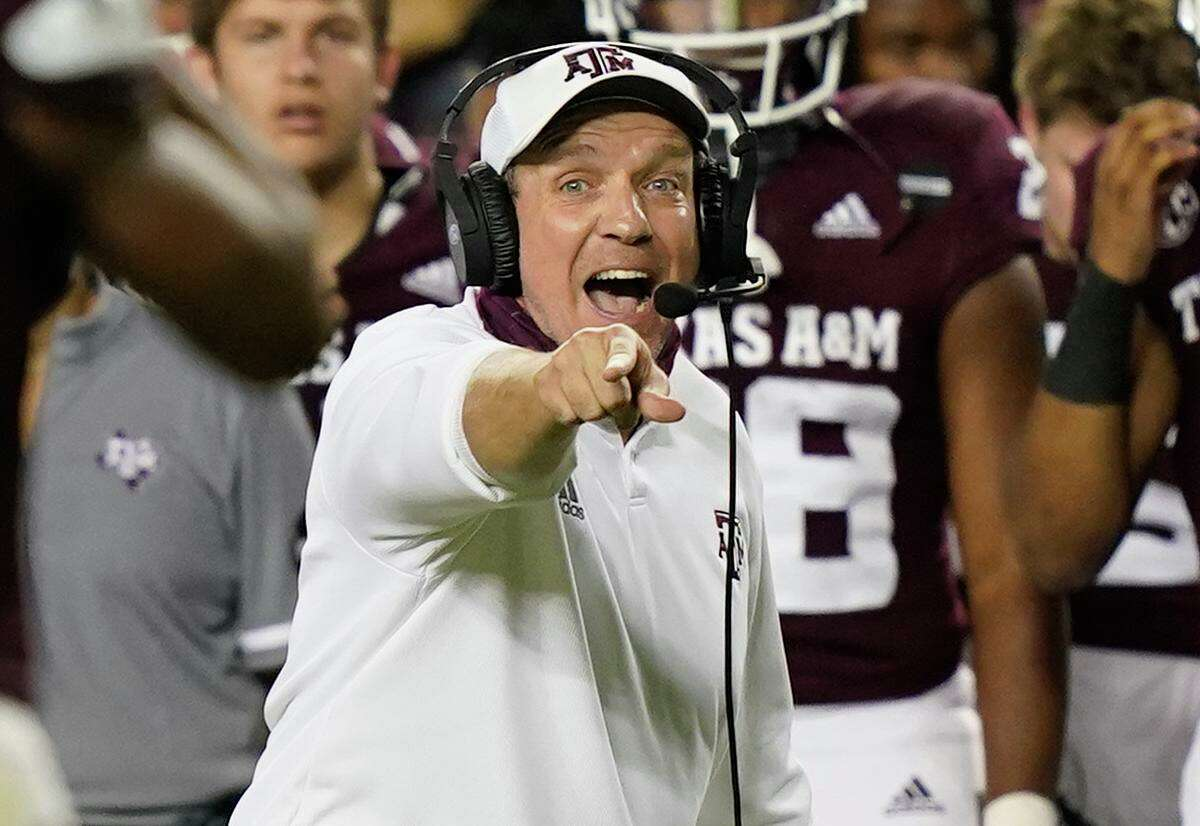 Jimbo Fisher's No. 5 Aggies will be rooting for Alabama and Notre Dame as they try to crack the top four in the College Football Playoff rankings.