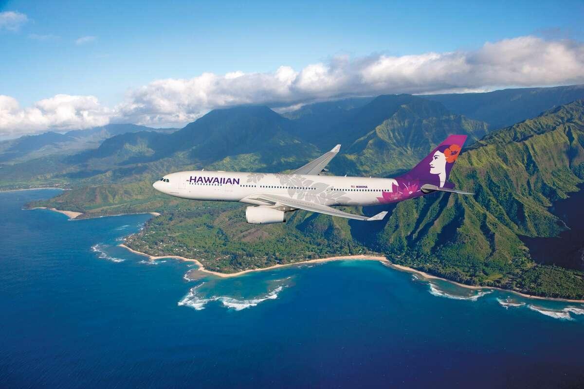 Hawaiian Airlines will begin offering nonstop flights nonstop flights from Austin to Honolulu beginning in April.