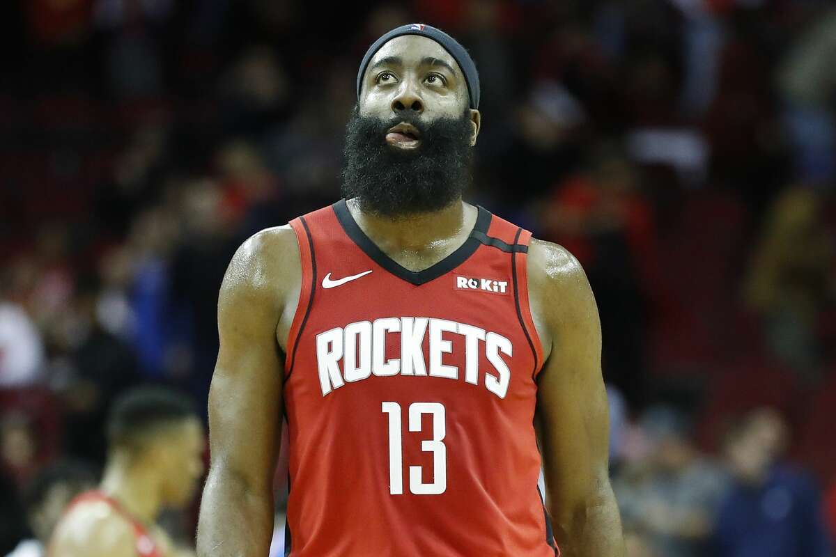 While James Harden was in no hurry to get to Houston for training camp, the Rockets appear to be in no rush to trade their superstar angling to join a championship contender.