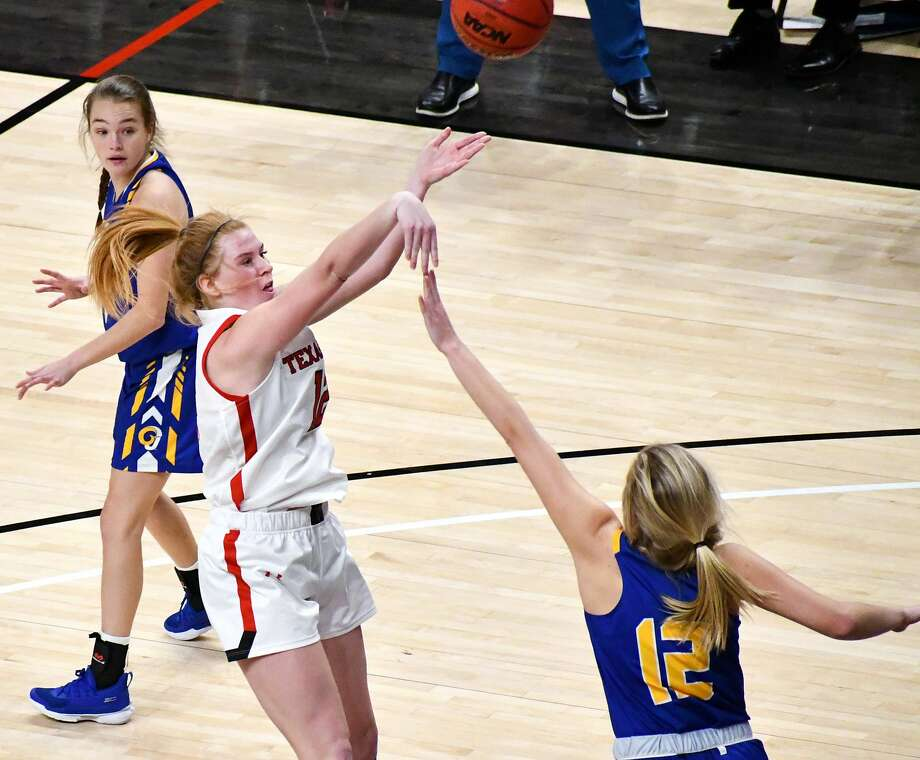 The Texas Tech women's basketball team hosted Angelo State in a non-conference women's college basketball game on Dec. 9, 2020 in the United Supermarkets Arena in Lubbock. Photo: Nathan Giese/Planview Herald