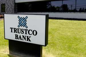 Trustco headquarters on Wednesday, May 25, 2016, in Glenville, N.Y.