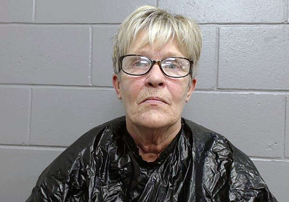 Pamela S. Redd, 62, of Alexander was charged Wednesday with theft and official misconduct. She is accused of taking money from the Road District 8 bank account over a five-year period. Photo: Morgan County Sheriff's Department
