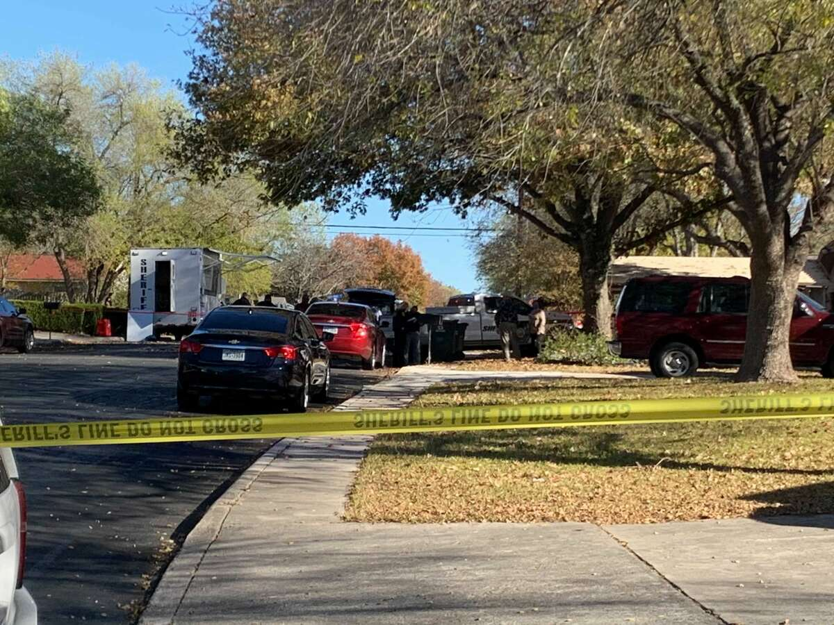 A woman was shot and killed Wednesday on the North Side, according to the Bexar County Sheriff's Office.