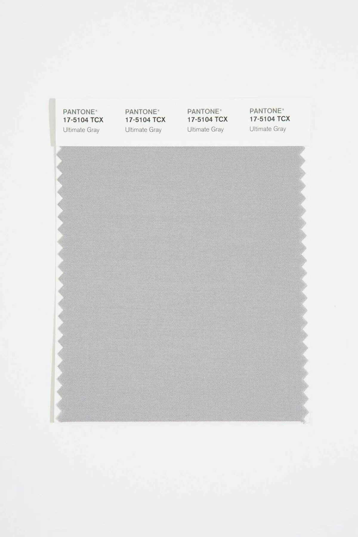 Color experts at Pantone have named Ultimately Gray and Illuminating as two Colors of the Year for 2021.
