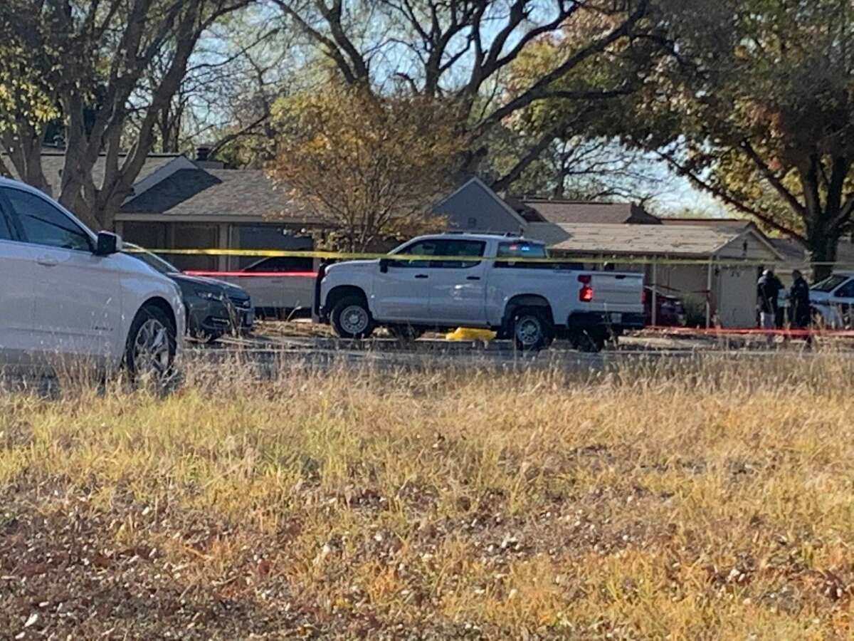 A woman was shot and killed Wednesday on the Northeast Side, according to the Bexar County Sheriff's Office.