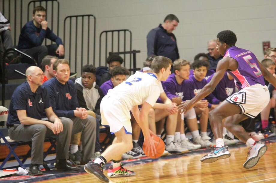 Big Rapids boys basketball games were scheduled to start this week, but it looks now like the season won't start any earlier than mid- to late January.(Pioneer file photo)
