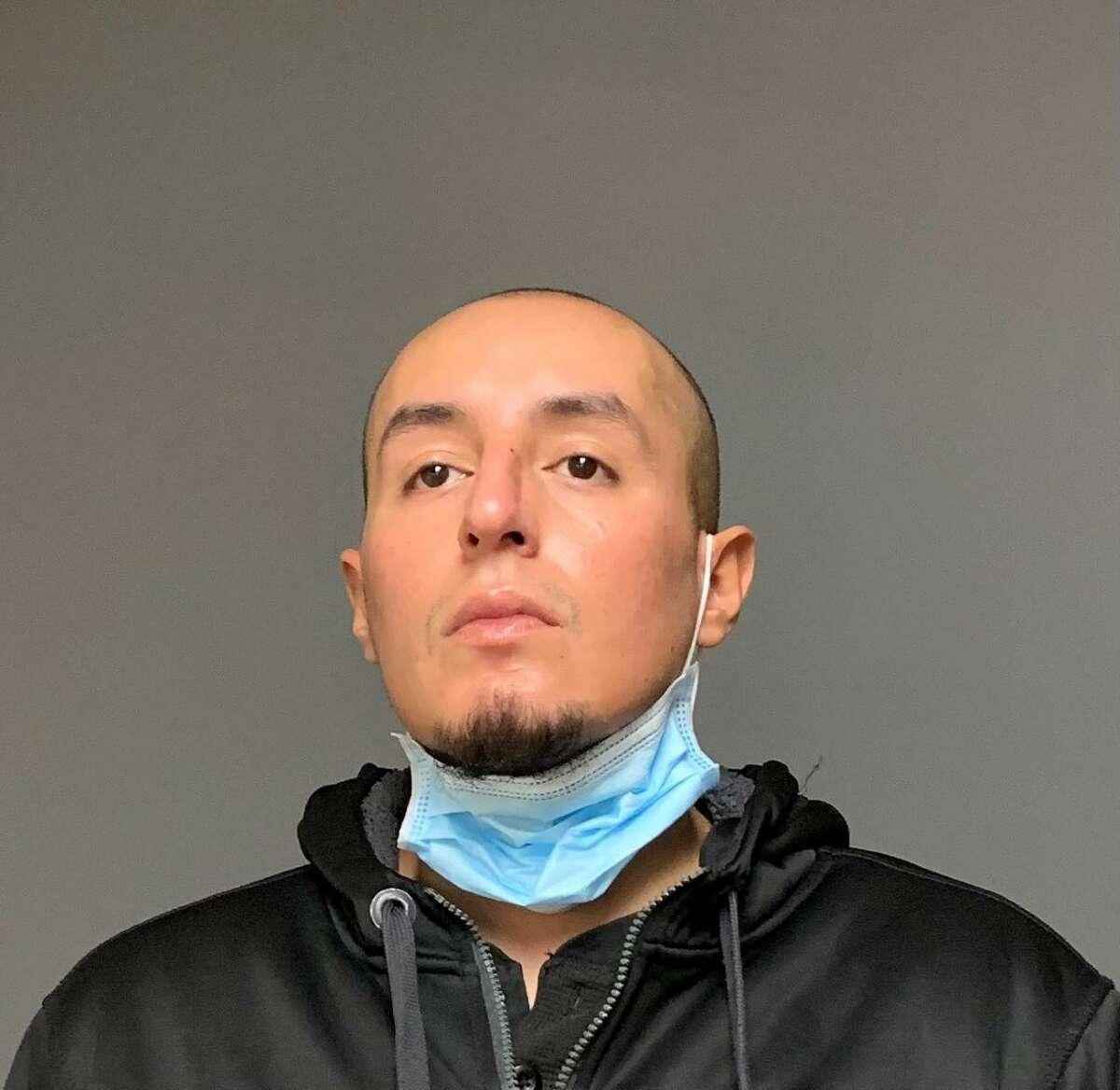 Javier Campos, 34, of Bridgeport