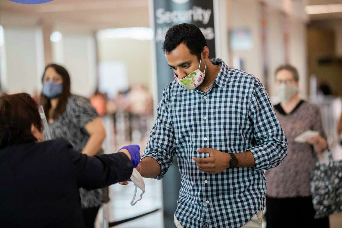 AP reports an increase in airport travel as holidays quickly approach.
