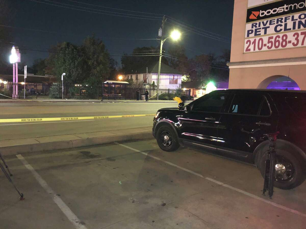 A man was killed Wednesday in a hit and run in the 3100 block of Airline, police said.