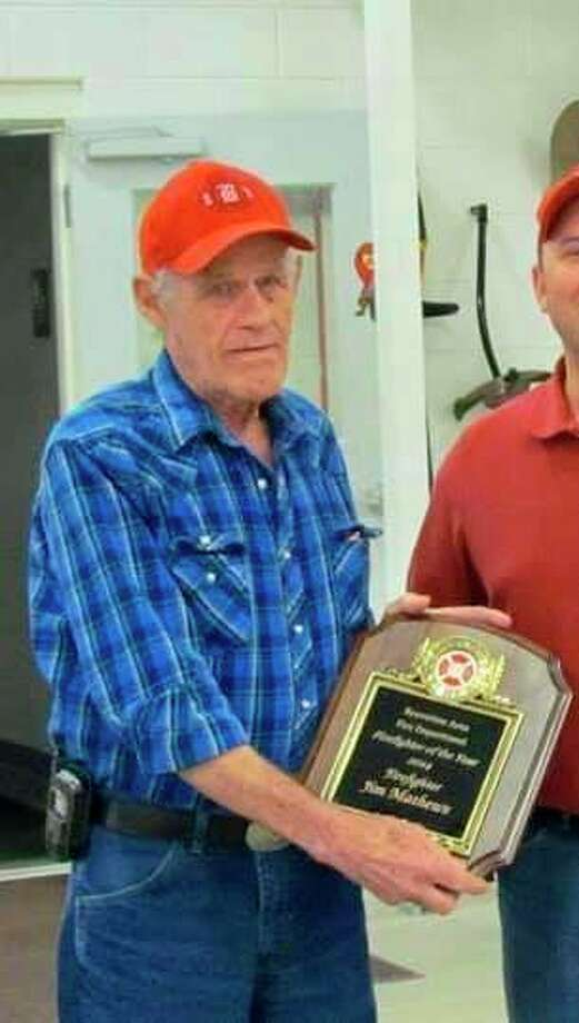 """Thomas """"Jim"""" Mathews, 81, lost his battle with Covid-19 on Dec. 3, following a week in the hospital. (Photo Provided)"""