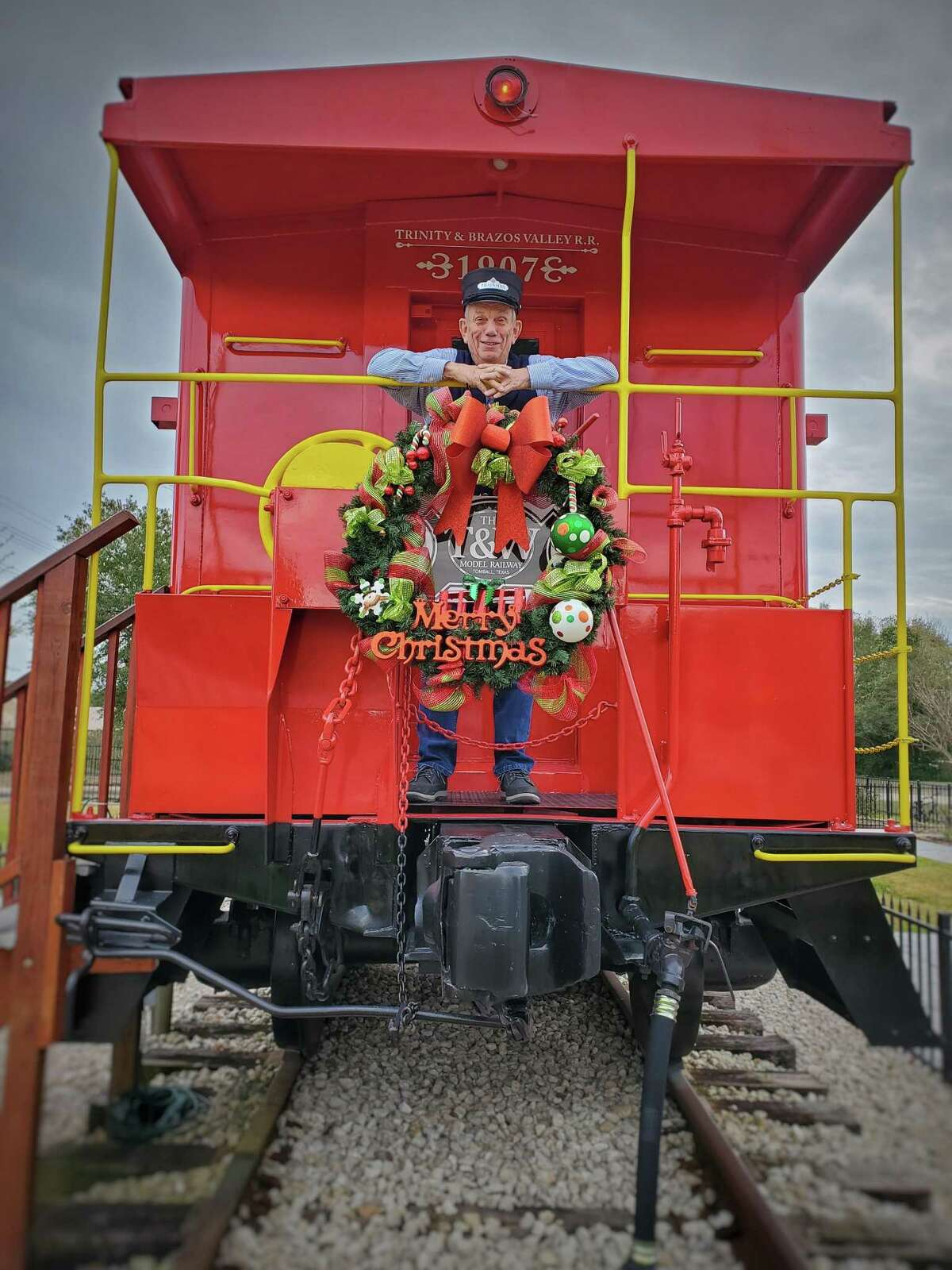 The Tomball Railroad Depot, 201 S. Elm St., is open on Saturdays from 10 a.m. to 2 p.m. for the holiday season.