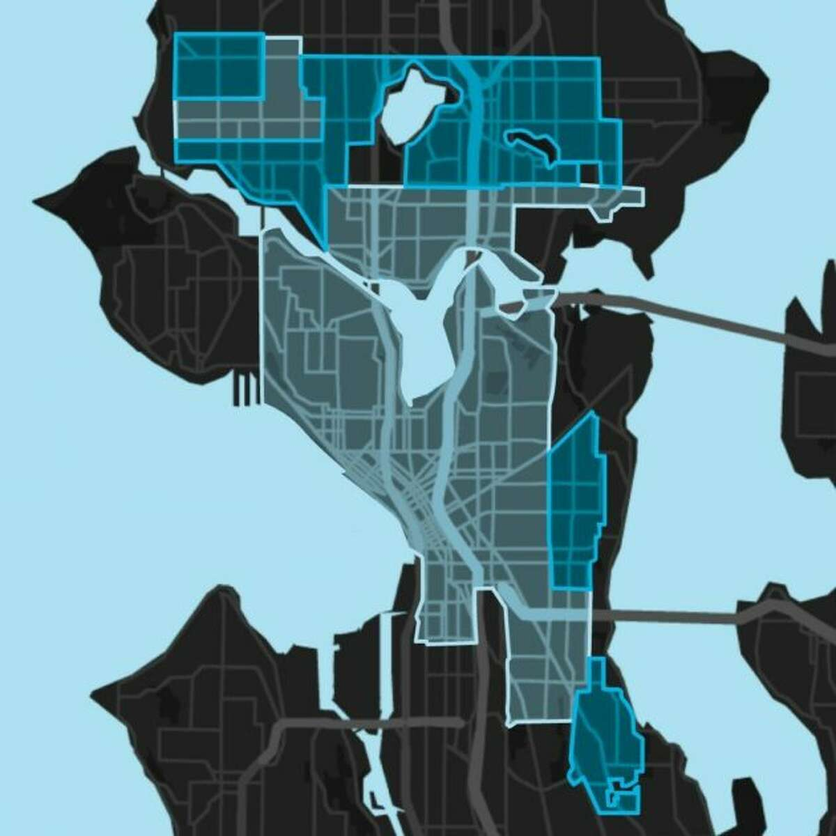 GIG has now expanded its service area to include Columbia City, Madrona, Greenlake and North Seattle.