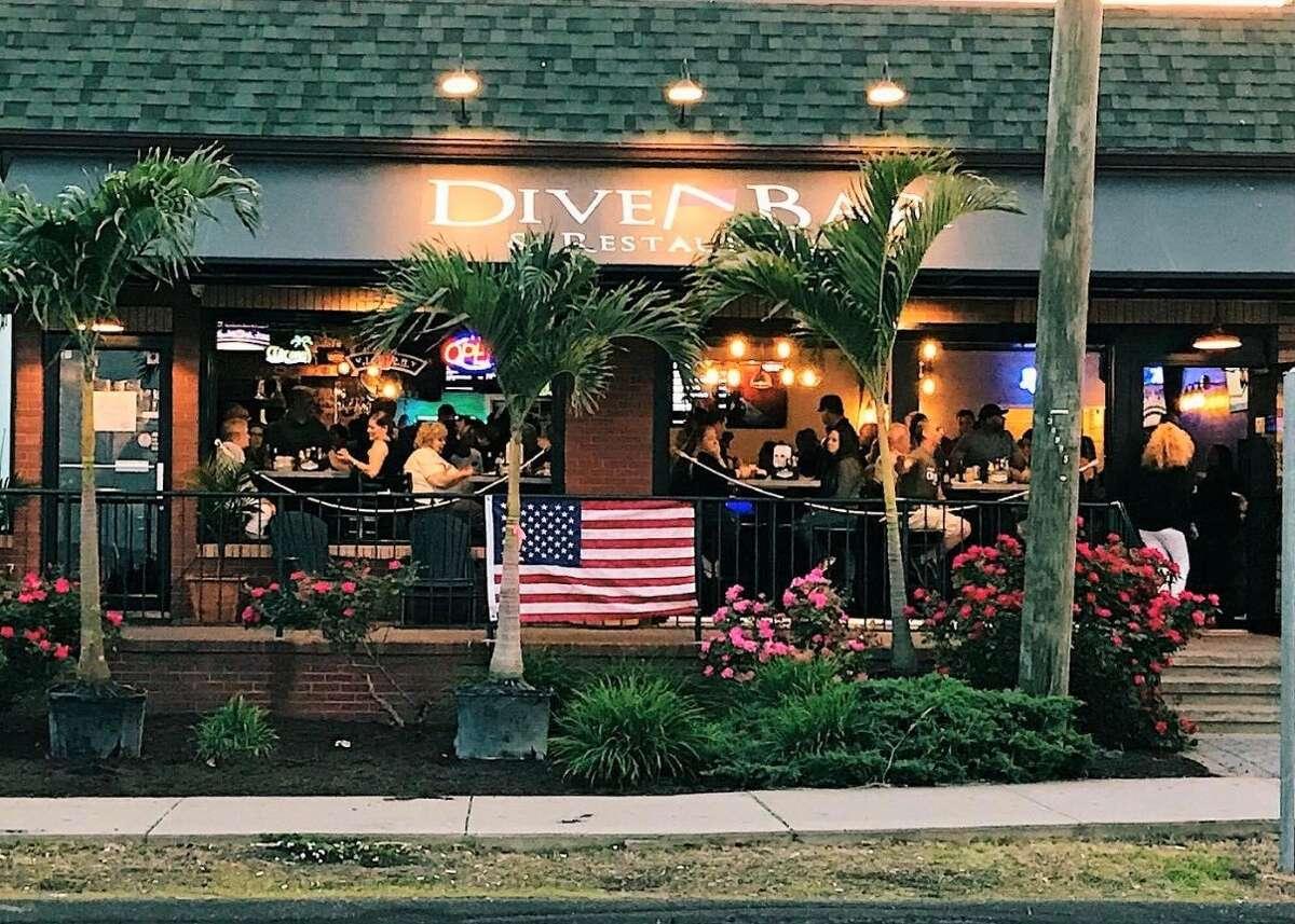 The Dive Bar & Restaurant on Ocean Avenue in West Haven.