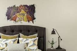 This kid's room was designed by Nikole Starr of Nikole Starr Interiors.