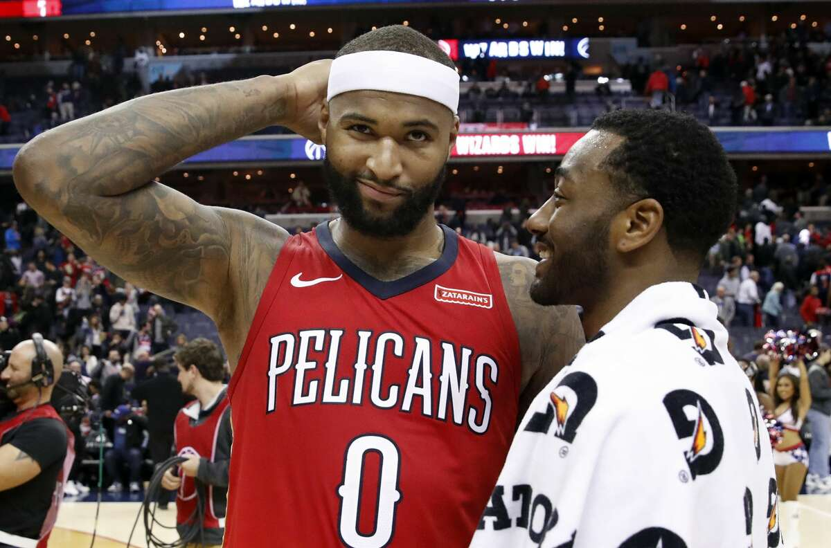 The Rockets will hold John Wall and DeMarcus Cousins out from their preseason finale on Thursday against Spurs.