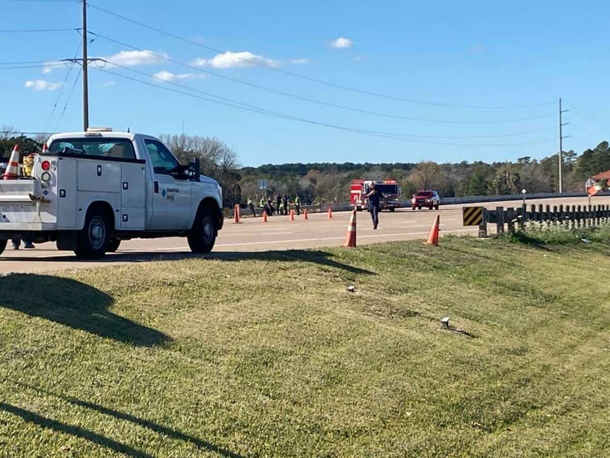 The city of Conroe is lowering the speed limit on Texas 105 from Conroe to Montgomery as the Texas Department of Transportation looks to begin a project that will add a raised median the length of the road.