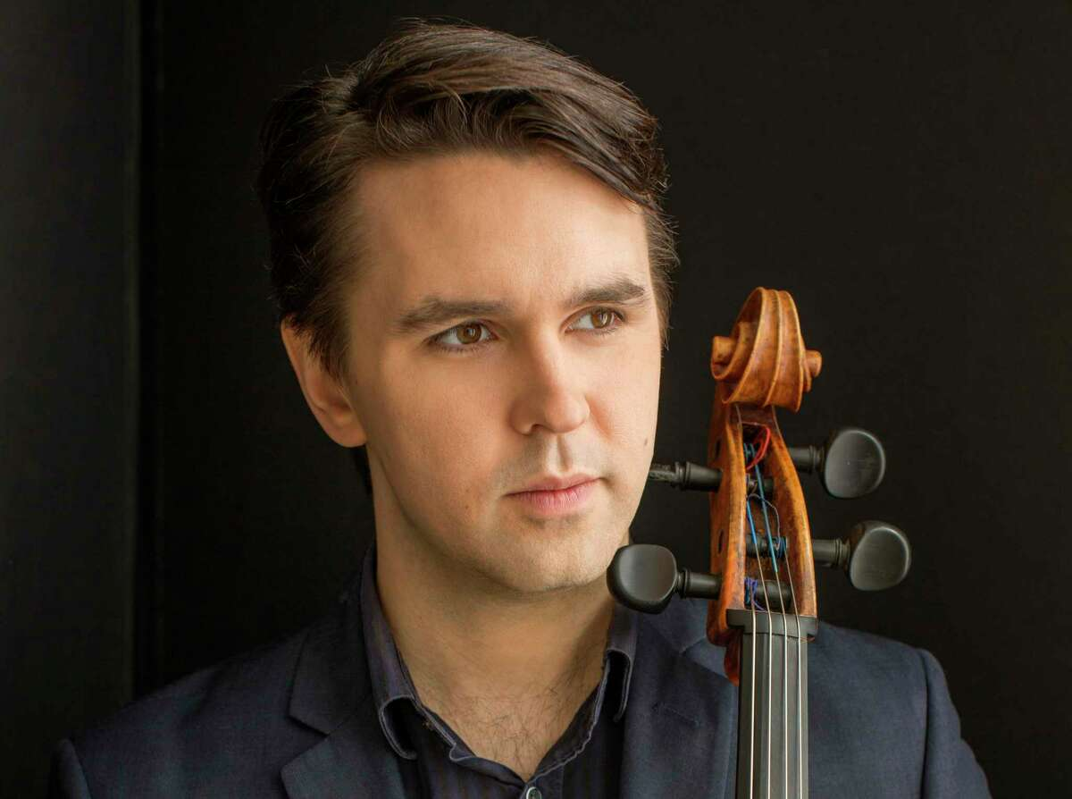 HEALING CONCERT: Andrew Janss will be featured on cello when Project: Music Heals Us presents its online concert
